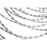 Gebildet Rasiermesser-Draht-niedrigen Preis im China-Bto (ZDRW)