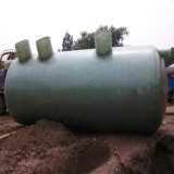 de Ondergrondse Sceptische put van de Behandeling van het Water van het Afval 2000L 2300L 2800L FRP