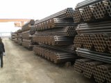 Conduttura d'acciaio saldata nera di ERW