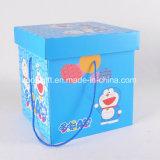 Personalizar barato caixas de armazenamento corrugadas impressão do projeto