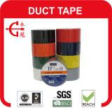 La cinta del conducto de la competencia/Cinta adhesiva de tela con un solo
