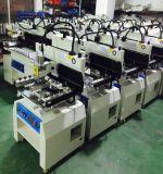 Impresora de plantilla de pasta de soldadura PCB de doble cara