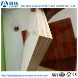 El papel de melamina de doble cara para los muebles de madera contrachapada