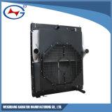 Dp222la: Doosan 발전기 세트를 위한 물 구리 방열기