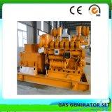 Green Power 100kw pequeñas Msw a generador de energía