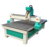 Eixo 4 3D Máquina Router CNC com função de vários e vários Chefes ou fusos para o trabalho da madeira