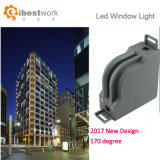 DMX512 el control LED crece ligero para la iluminación al aire libre del edificio de la fachada