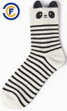 De aangepaste van Katoenen van Vrouwen Sokken van de Manier Elastane van de Polyester
