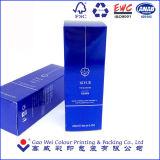 Papel de encargo del arte diseño impreso caja de cosméticos para el Envasado