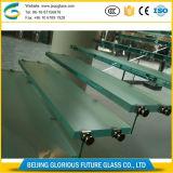 Высокая интенсивность ультра большое ультра толщиной стекло 15mm строя