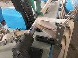 Machine de fabrication automatique de panneaux de papier toilette