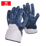 Фабрика перчаток PU дешевой белизны свободно образца Coated от Китая