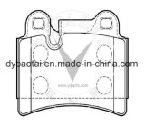7L6698451B D1277 Kit de frein de Pads pour VW Touareg SUV