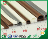 Profil d'extrusion en caoutchouc de silicones pour l'automobile et la construction
