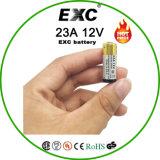 Hot Sales 12V Blister Pack Bateria Alcalina de Alta Qualidade (23A)