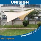 PVC anti-UV revestido encerado para Toldo