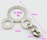Matériel d'accessoires de vêtement de glissière d'extracteur de tirette de Mickey en métal de mode de promotion