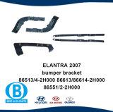 Soporte de paragolpes 86513-2h000 para Hyundai Elantra 2007