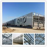 Helles Rahmen-Stahlkonstruktion-Metall verschüttet für Verkauf