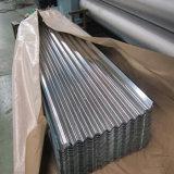 (0.125-0.5mm) Gewölbtes Stahldach-Blatt des Baumaterial-Dx51d PPGI PPGL