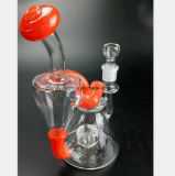 7.48-duim Waterpijp van de Filter van het Recycling van de Pijp van het Glas de Rokende