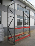 Crémaillère en acier de mémoire d'entrepôt de modèle de qualité