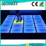 Stade DJ Light déplacer Show plancher de danse de LED