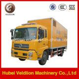 Dongfeng 10トンの貨物ボックストラック