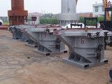 Le versant louche utilisés dans la ligne de production