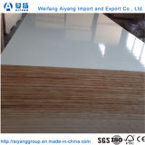 1220*2440mm Melamine Laminated Plywood for Indoor Furniture