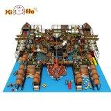 Детей оборудование высокого качества для использования внутри помещений игровая площадка для детей раннего возраста