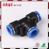 Montage Automatische Rechte 10mm, de Rechte Schakelaar van het Type van Unie, de Plastic Montage van de Pijp