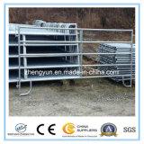5FT*12FTのアメリカの電流を通された鋼鉄によって使用される家畜のパネルか牛パネル