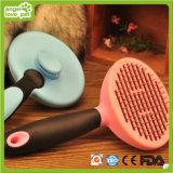 Brosse pour chien auto-nettoyante pour animaux domestiques (HN-PG347)