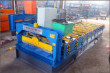 Mattonelle doppie della lamiera di acciaio di strato che formano macchina in Cina