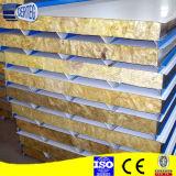 耐火性の壁のRockwoolサンドイッチパネルの合成物のパネル