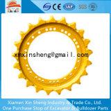 machinerie de construction de la roue dentée / Segments de E200b de l'excavateur Bulldoer pièces pièces du châssis porteur /