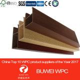 Rectangle de bonne qualité WPC plafond avec 70 % de poudre de bois