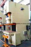 C-Rahmen-pneumatische mechanische Presse 125ton (JH21-125)