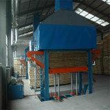 Holzbearbeitung-Melamin-Laminierung-heiße Presse-Maschine