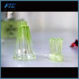 Frasco de perfume cosmético de vidro vazio da embalagem