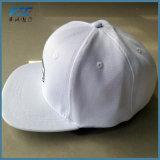 White Flat Embroidery Logo Snapback Cape Custom Capes Sports