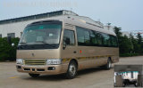 Passeggero Van facente un giro turistico della sede del bus di giro della città del minibus di lusso del sottobicchiere 15