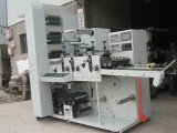 Five Uvs를 가진 Flexographic Printing Machine