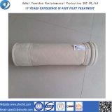 Venta caliente Nonwoven filtro antipolvo PPS bolsa filtrante para la recolección de polvo