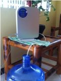 Sistema de purificación de agua para uso doméstico