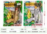 卸し売りおかしく最もよい打撃プラスチック銃のおかしいプラスチックおもちゃ