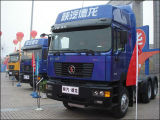 Shacman 6X4 50 Tonnen-Schlussteil-Traktor-LKW