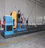 중국 상표 CNC 원형 관 플라스마 및 Oxyfuel 절단기