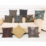 2018 новые абстрактные печать диван подушки сиденья